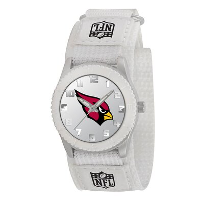 Game Time NFL White Rookie Series Watch