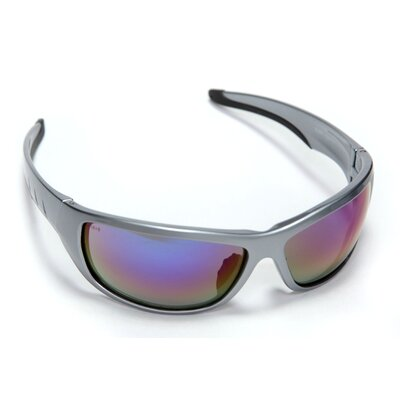 Aggressor Safety Glasses with Fusion Blue Lens