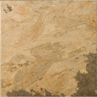"Emser Tile Landscape 18"" x 18"" Porcelain Floor Tile in Mountain"
