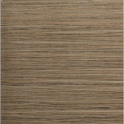 "Emser Tile Strands 24"" x 24"" Porcelain Floor Tile in Chestnut"