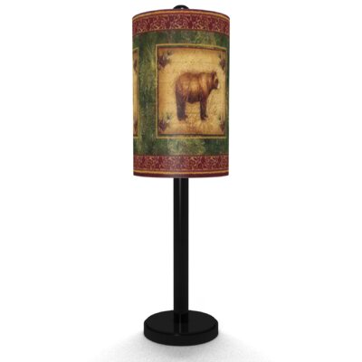 Illumalite Designs Adirondack Table Lamp
