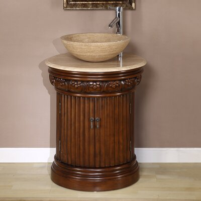 "Silkroad Exclusive 24"" Monmouth Single Bathroom Vanity"