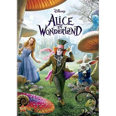 Super D Alice In Wonderland (2010) DVD