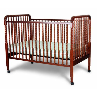 Jenny Lind Fixed Side Convertible Crib