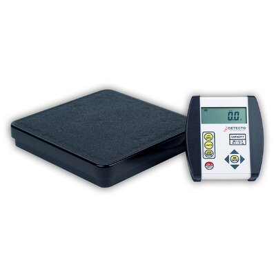 Detecto General Purpose Portable Scale DR400-750