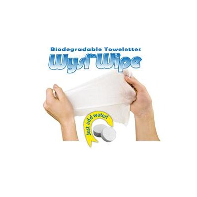 WysiWipe Multi Purpose Wipe (100 Pack)