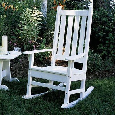 Porch Rocking Chair - EnviroWood