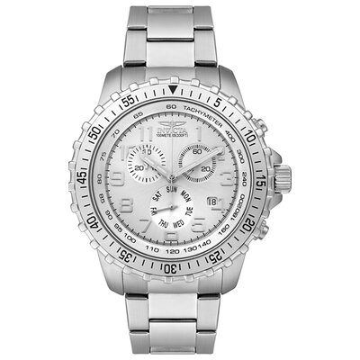 Men's II Chronograph Stainless Steel Watch in Silver