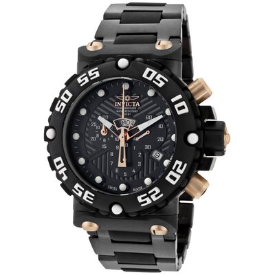 Invicta Men's Reserve Chronograph Round Watch