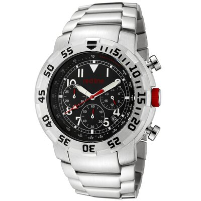 Red Line Men's RPM Chronograph Round Watch