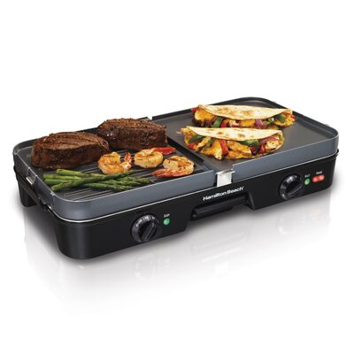 Reversible Griddle