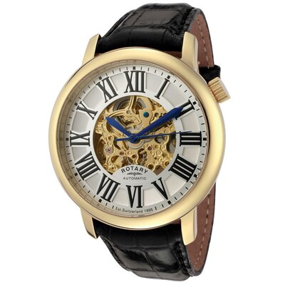 Rotary Watches Men's Automatic Round Watch