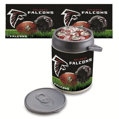 NFL Digital Print Can Cooler