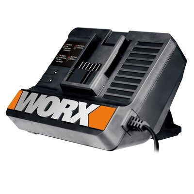 Worx 18V Lithium-Ion 30 Minutes Rapid Charger