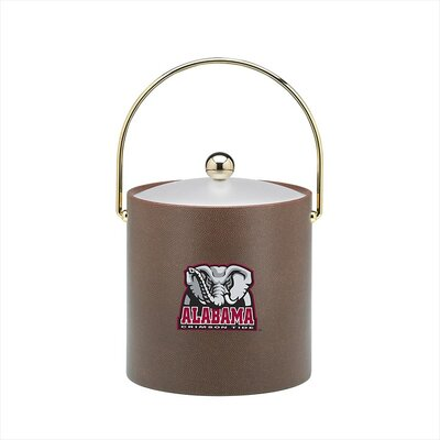 Kraftware NCAA 3 Qt Football Theme Ice Bucket