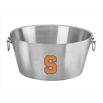 "Kraftware Collegiate 8"" Syracuse Party Tub"