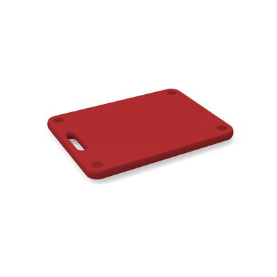 Joseph Joseph Big Foot Reversible Chopping Board in Red