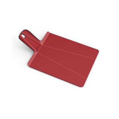 Joseph Joseph Chop2Pot Plus Large Chopping Board in Red