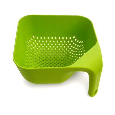 Joseph Joseph Large Square Colander in Green
