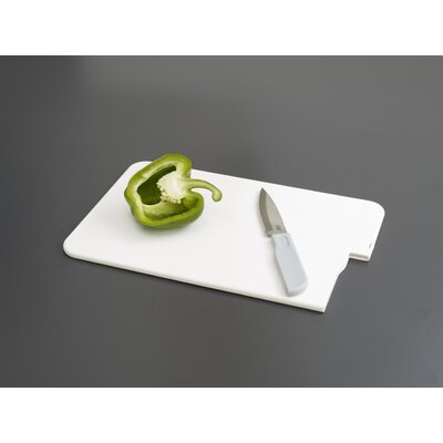 Joseph Joseph Slice and Store Cutting Board with Knife Set