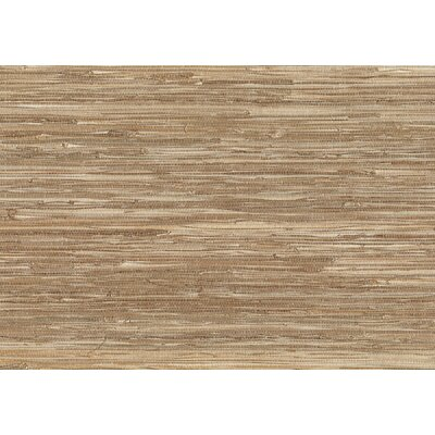 Brewster Home Fashions Grasscloth Traditional Wallpaper