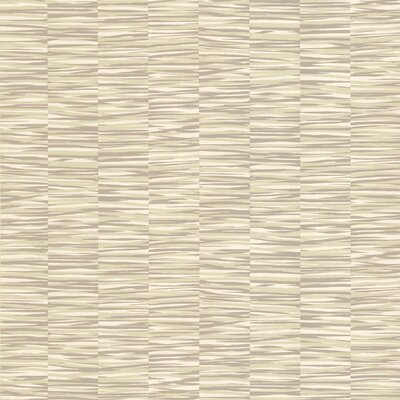 Joseph Abboud Designed Grasspaper Stripe Wallpaper