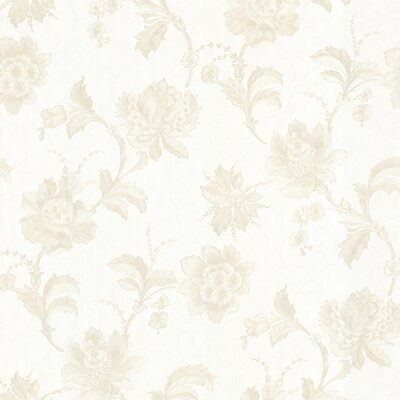 Juliette Benvolio Floral Trail Wallpaper