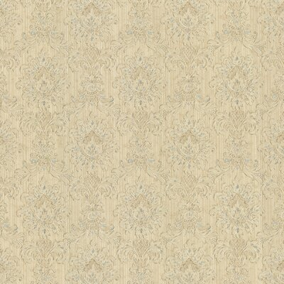 Juliette Romeo Damask Wallpaper