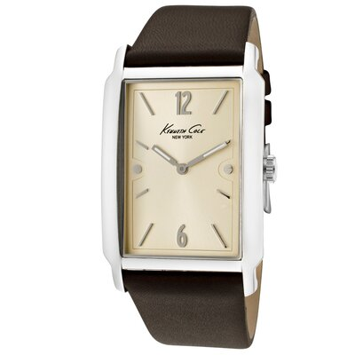 Kenneth Cole Men's Rectangle Watch
