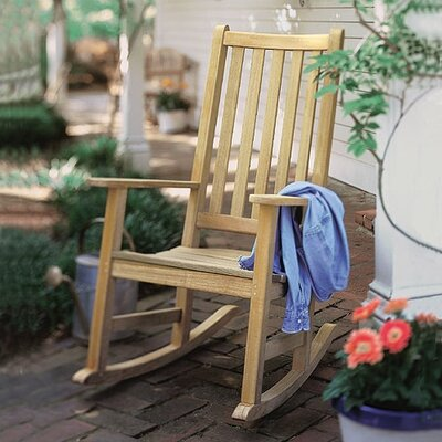 Oxford Garden Franklin Rocking Chair