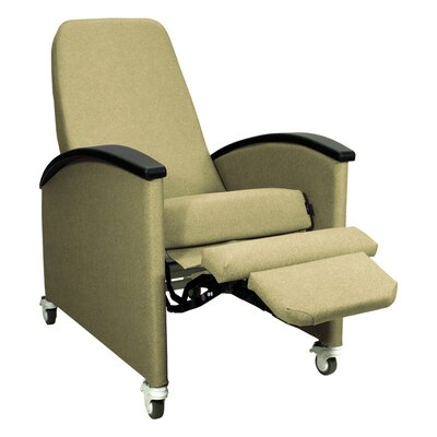 Winco Manufacturing Three Position Cozy Comfort Premier Recliner