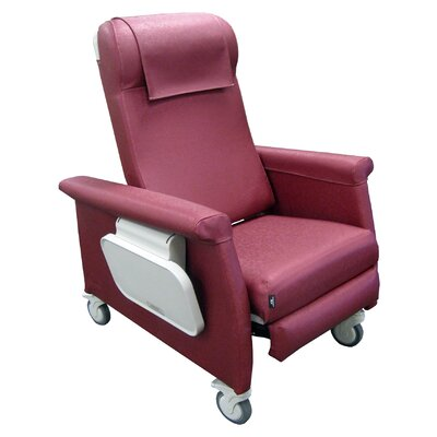 Winco Manufacturing Elite Care Recliner with LiquiCell