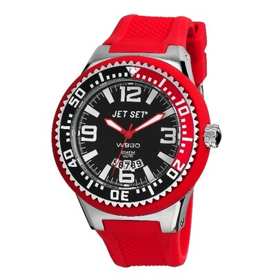 WB30 Men's Watch in Red