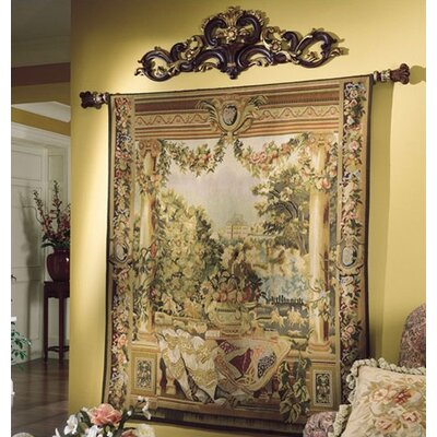 Tapestries, Ltd. Handwoven Versailles Tapestry