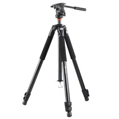 Abeo 323AV Aluminum Tripod w/ PH-114V Video Head