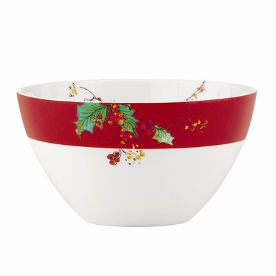 Lenox Winter Song All Purpose Bowl