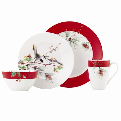 Lenox Winter Song Dinnerware Set