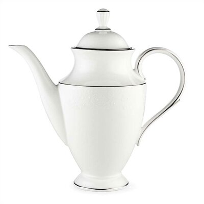 Lenox Floral Veil Coffeepot with Lid