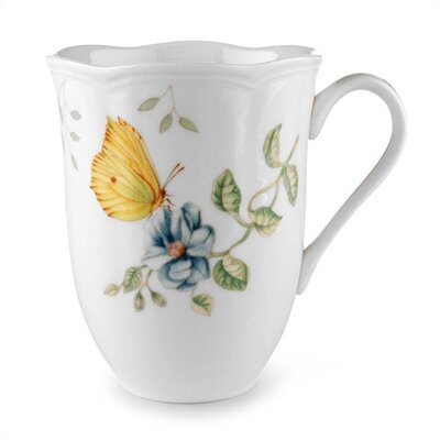Lenox Butterfly Meadow Dragonfly 12 oz. Mug