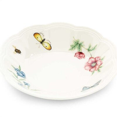 "Lenox Butterfly Meadow 6.5"" Fruit Bowl"