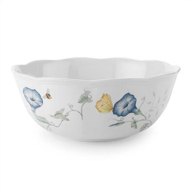 Lenox Butterfly Meadow 9&quot; Serving Bowl
