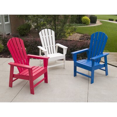POLYWOOD® South Beach Dining Arm Chair