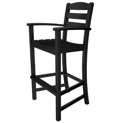 POLYWOOD® La Casa Cafe Bar Arm Chair