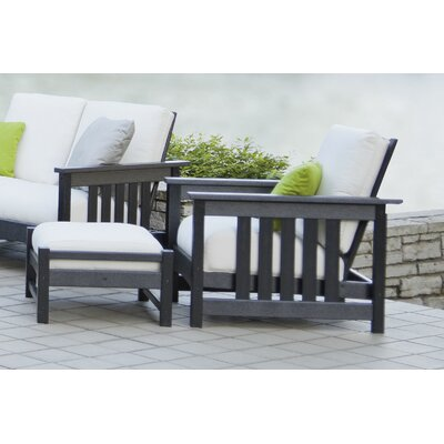 POLYWOOD® Mission 2 Piece Deep Seating Set