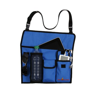 Periscope® HandyPockets Shoreline Tote Bag & Chair Organizer