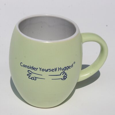 Consider Yourself Hugged 16 oz. Ceramic Mug