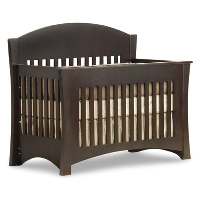 Mother Hubbard's Cupboard Sweet Bebe Two Piece  Convertible Crib Set