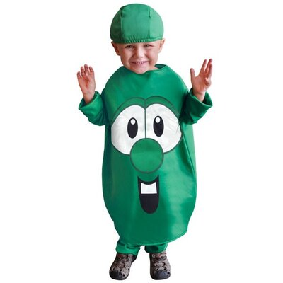 VeggieTales Larry the Cucumber Costume