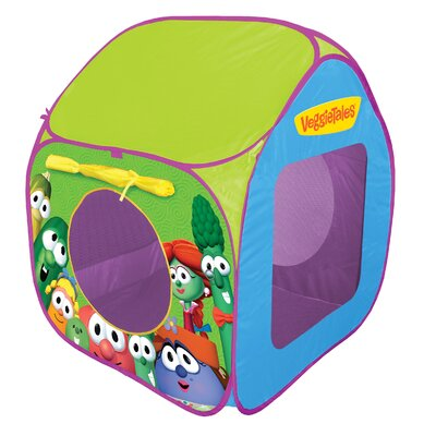 VeggieTales Pop-Up Play House