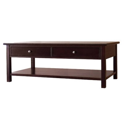 DonnieAnn Company Austin Coffee Table with 2 Drawers